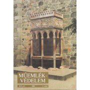 MŰEMLÉKVÉDELEM - XLV. évf., 2001/1.