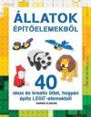 ÁLLATOK ÉPÍTŐELEMEKBŐL - LEGO-KÖNYVEK