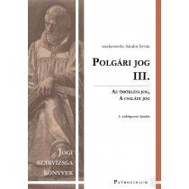 POLGÁRI JOG III. - Szakvizsga felkészítő kötet