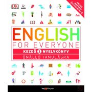 ENGLISH FOR EVERYONE: KEZDŐ 1. NYELVKÖNYV