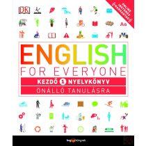 ENGLISH FOR EVERYONE: KEZDŐ 1. NYELVKÖNYV - Elfogyott