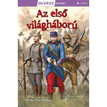 AZ ELSŐ VILÁGHÁBORÚ - Olvass velünk! 4. szint