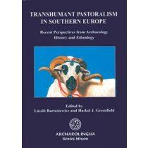 TRANSHUMANT PASTORALISM IN SOUTHERN EUROPE