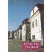 MŰEMLÉKVÉDELEM - XLI. évf., 1997/3.