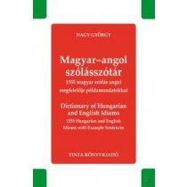 MAGYAR-ANGOL SZÓLÁSSZÓTÁR