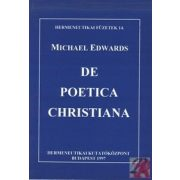 DE POETICA CHRISTIANA