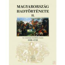 MAGYARORSZÁG HADTÖRTÉNETE II. kötet