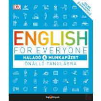 ENGLISH FOR EVERYONE: HALADÓ 4. MUNKAFÜZET