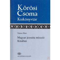 MAGYAR JEZSUITA MISSZIÓ KÍNÁBAN