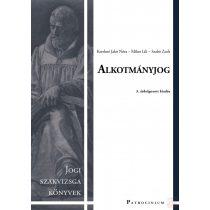 ALKOTMÁNYJOG - Szakvizsga felkészítő kötet