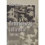 NÉMETORSZÁG TÖRTÉNETE 1919-1945