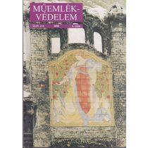 MŰEMLÉKVÉDELEM - XLIV. évf., 2000/6.