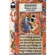 BUDAPEST - MÁTYÁS KIRÁLY KÖNYVTÁRA