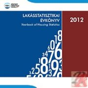 LAKÁSSTATISZTIKAI ÉVKÖNYV, 2012
