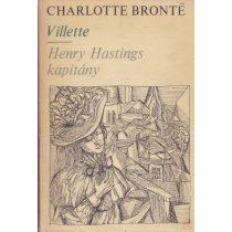 VILLETTE - HENRY HASTINGS KAPITÁNY I-II. kötet