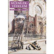 MŰEMLÉKVÉDELEM - XLIV. évf., 2000/4.