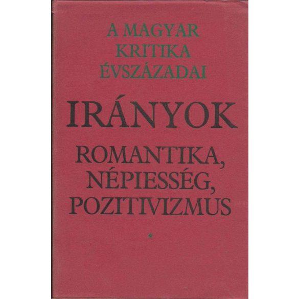 A MAGYAR KRITIKA ÉVSZÁZADAI 1-3.