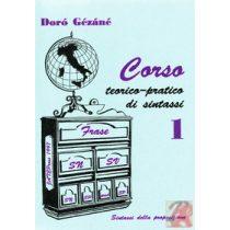 CORSO TEORICO-PRATICO DI SINTASSI I.
