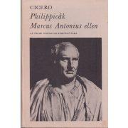PHILIPPIKÁK MARCUS ANTONIUS ELLEN