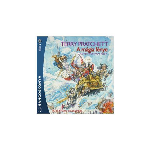 A MÁGIA FÉNYE - hangoskönyv