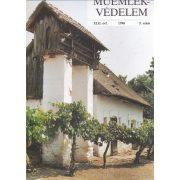 MŰEMLÉKVÉDELEM - XLII. évf., 1998/5.