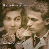 RADNÓTI ÉS FANNI - hangoskönyv