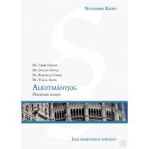 ALKOTMÁNYJOG - Novissima jogi szakvizsga kézikönyv