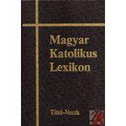 MAGYAR KATOLIKUS LEXIKON XIV.