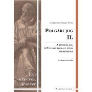 POLGÁRI JOG II. - Szakvizsga felkészítő kötet