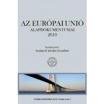 AZ EURÓPAI UNIÓ ALAPDOKUMENTUMAI 2010