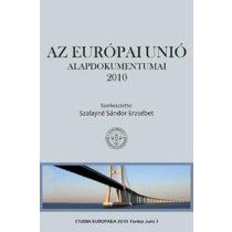 AZ EURÓPAI UNIÓ ALAPDOKUMENTUMAI 2010 - Elfogyott