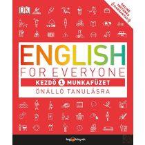 ENGLISH FOR EVERYONE: KEZDŐ 1. MUNKAFÜZET - Elfogyott
