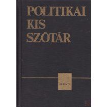 POLITIKAI KIS SZÓTÁR