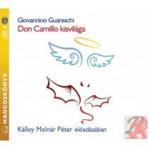 DON CAMILLO KISVILÁGA - hangoskönyv