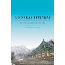 A KOREAI ÉSZJÁRÁS