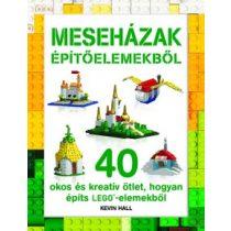 MESEHÁZAK ÉPÍTŐELEMEKBŐL - LEGO-könyvek