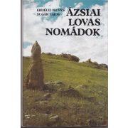 ÁZSIAI LOVAS NOMÁDOK