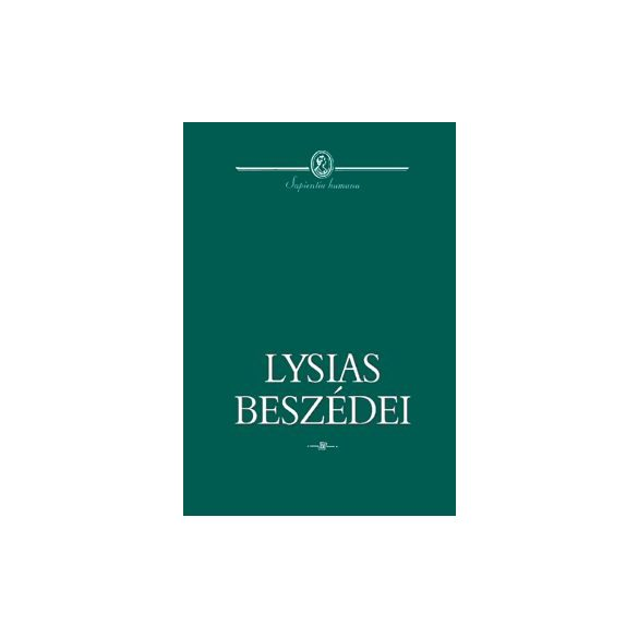 LYSIAS BESZÉDEI