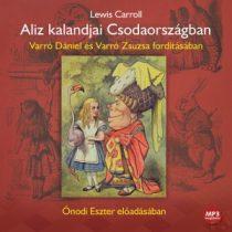 ALIZ KALANDJAI CSODAORSZÁGBAN - hangoskönyv