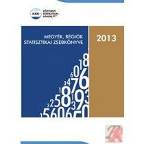 MEGYÉK, RÉGIÓK STATISZTIKAI ZSEBKÖNYVE, 2013