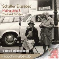 MÁLNA UTCA 3. - hangoskönyv