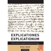 EXPLICATIONES EXPLICATIONUM
