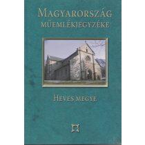 MAGYARORSZÁG MŰEMLÉKJEGYZÉKE - HEVES MEGYE