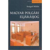 MAGYAR POLGÁRI ELJÁRÁSJOG