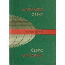 MADARSKO-CESKY, CESKO-MADARSKY KAPESNÍ SLOVNÍK