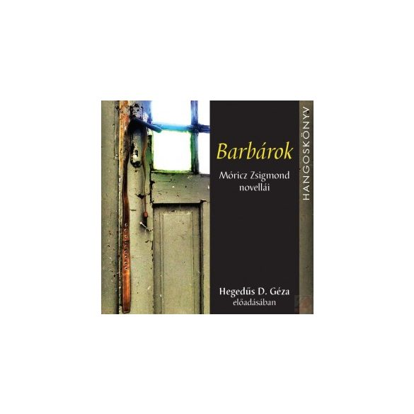 BARBÁROK - hangoskönyv