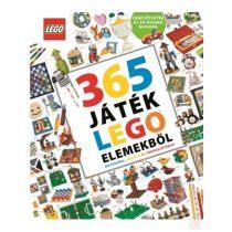 365 JÁTÉK LEGO ELEMEKBŐL