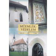 MŰEMLÉKVÉDELEM - XLIII. évf., 1999/2.