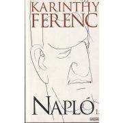 NAPLÓ 1. kötet (1967-1969)