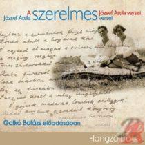 JÓZSEF ATTILA SZERELMES VERSEI – hangoskönyv